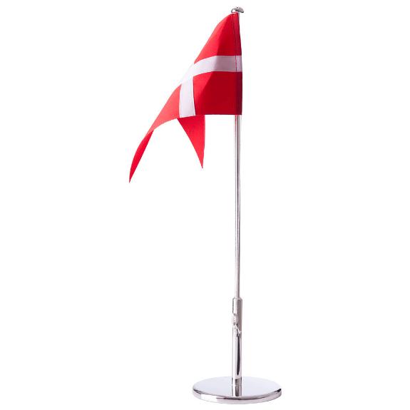 Nordahl Andersen - Flagstang 40 cm Forkromet - 150-81022-0