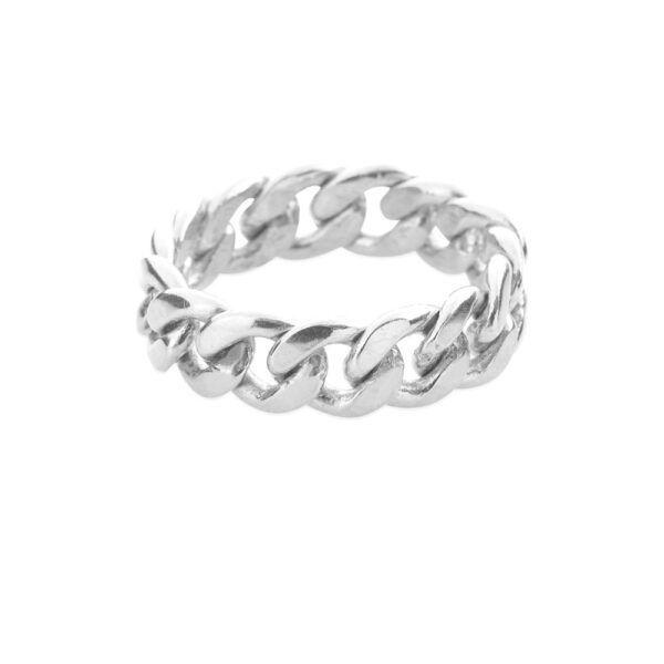 Susanne Friis Bjørner - Forgyldt sølv ring - 1679-2