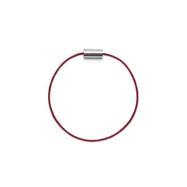 Black Sun Basic armbånd Rødt-0