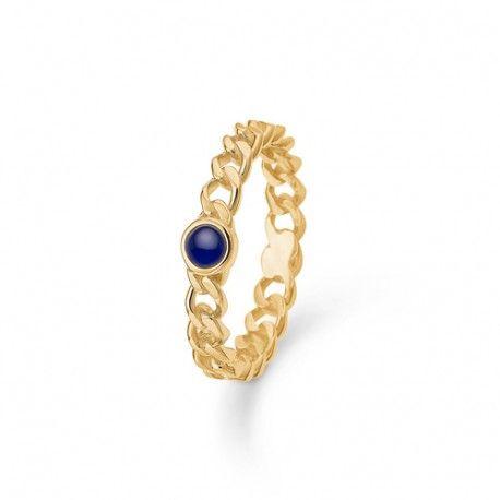 Mads Z -POETRY ring i 14 karat guld - 1540045