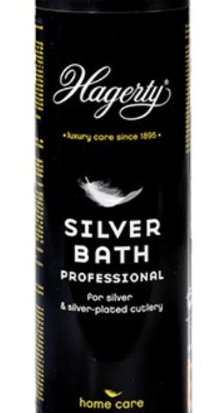 Hagerty Bestikpleje - Silver Bath-0