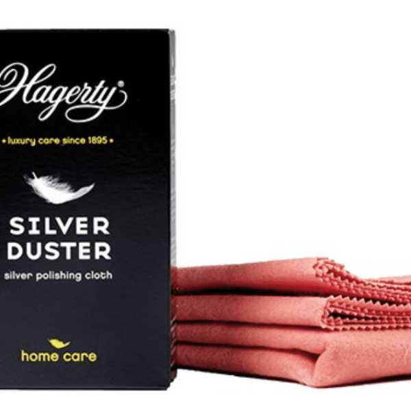 Hagerty Pudseklud - Silver Duster-0