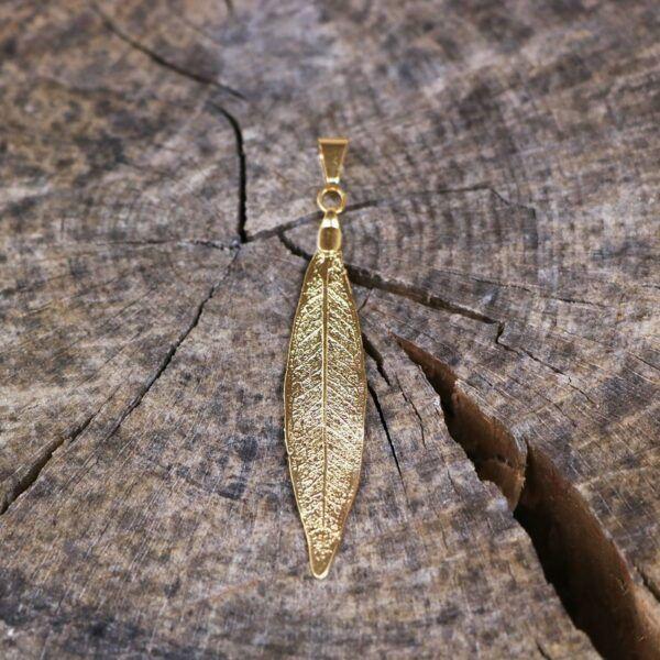 Pureleaf - Almada-gold halskæde